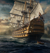 -Pirate Ship