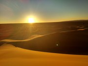 Escapade joyeuse dans le désert marocain