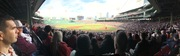 Bright and sunny-ish panorama of Fenway