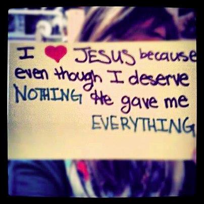 EveryThing Jesus!