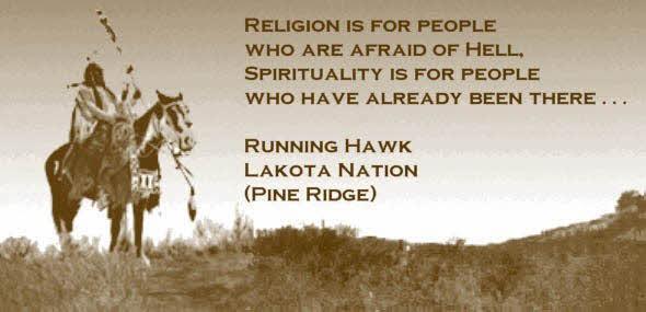 Spirituality...