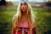 native american 9 blondie