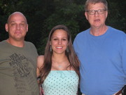 Three generations of Rowedda's