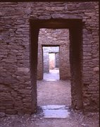 inside Chaco Canyon CS org