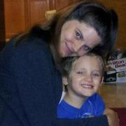 Joey and Mommy