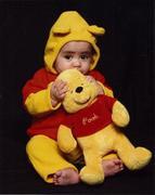 My own lil pooh bear