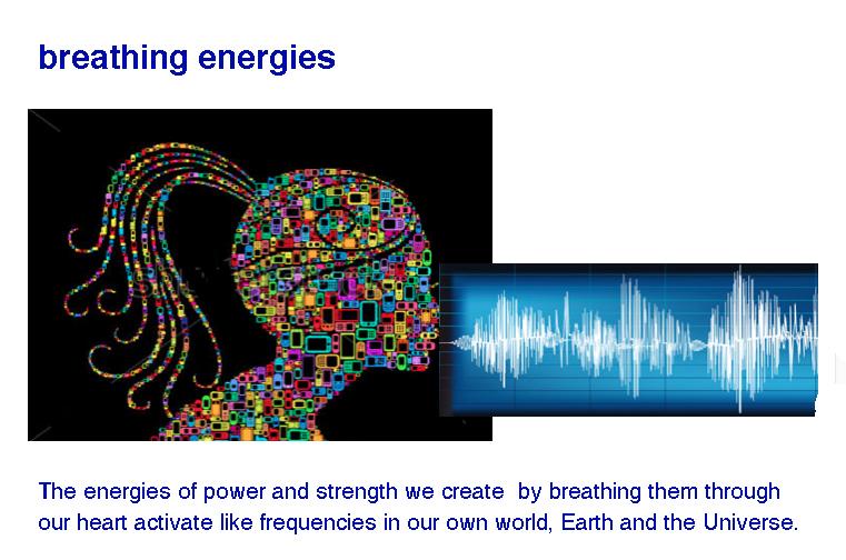 breathing energies