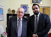 Shaikh sayyid abdurahman llaheeruddheen abdulla muayyad al kailaani in bagdad...
