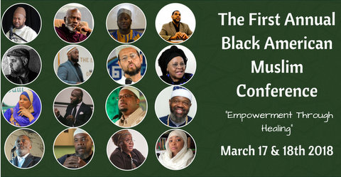 The First Annual Black American Muslim Conference