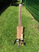 Elecric baritone ukulele