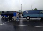 Scott &RichJune 2,2013 Van & Dave Boat.