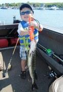 Owen May 19th 2012 Sm Boat Pike