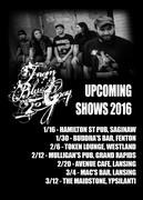 Tour Dates 2016