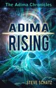 Adima Rising Cover