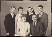 Patrick and Josophine Hargadon and Family