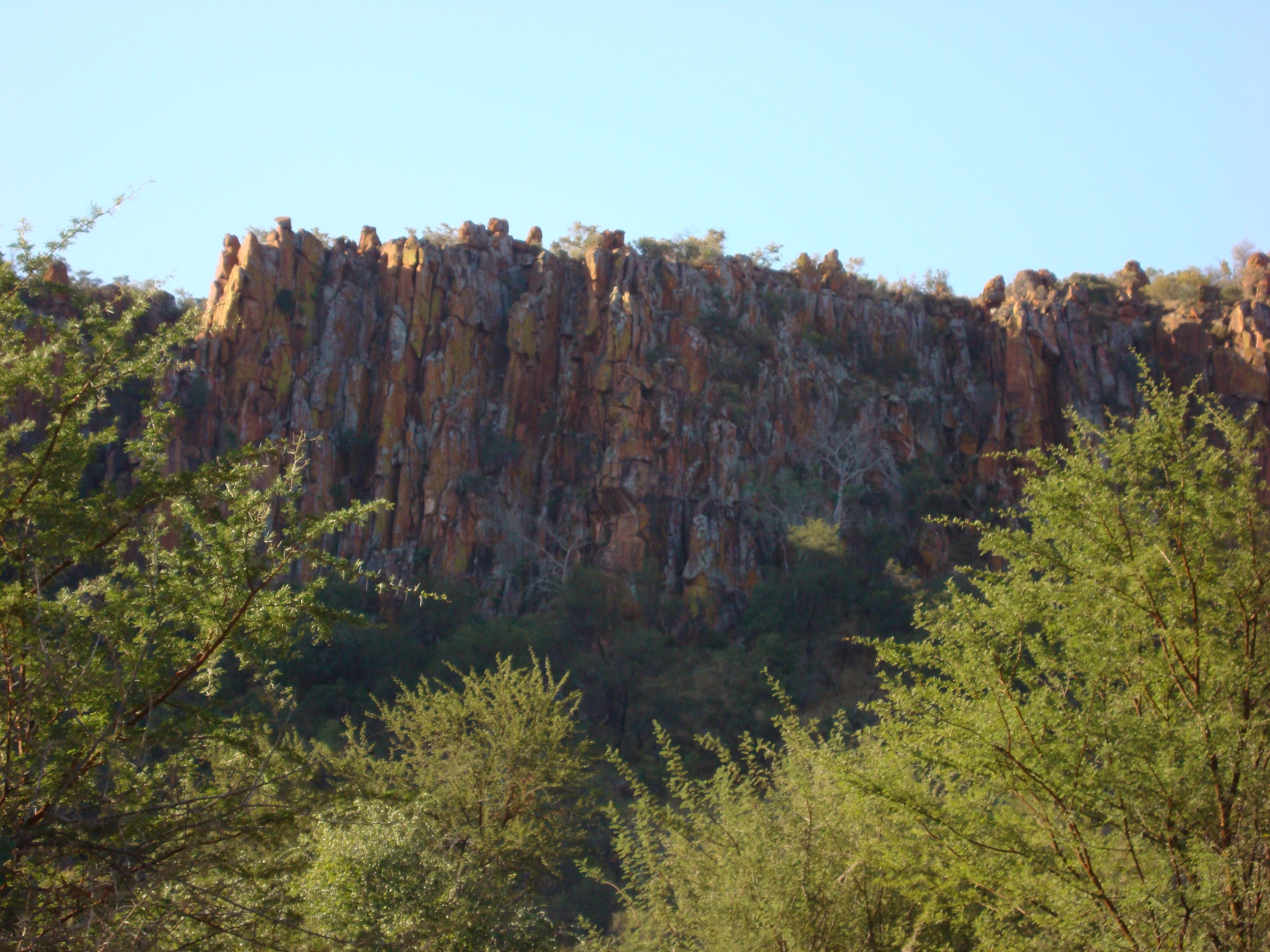 Waterburg Plateau