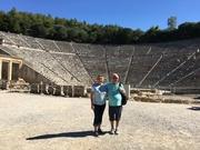 theater at Epidavros