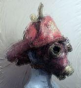 painterly gasmask
