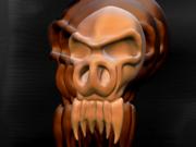 MonsterApeSkull