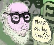 Please Pledge Now