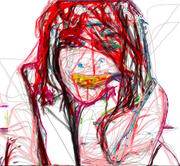 scribble edge color