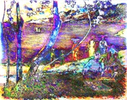 9 Colorful Seashore