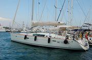 Y2K Moored at Gouvia Marina - Corfu Greece