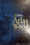 2004 - NGS World Atlas - Eighth Edition