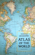1975 NGS World Atlas (4th Edition)