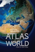 2014 National Geographic Atlas Of The World, Tenth Edition