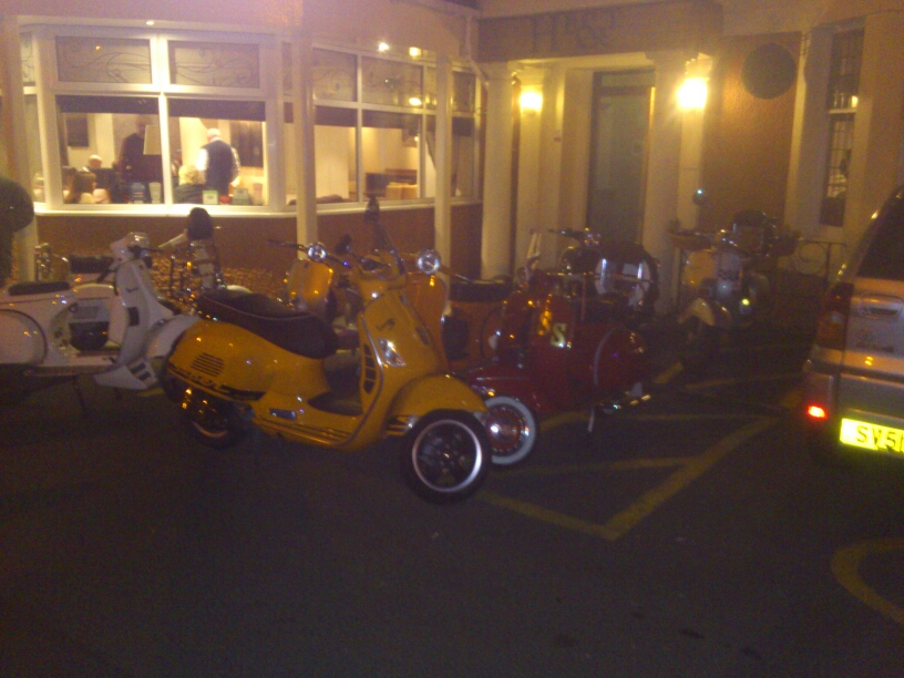 Wheelie Bin parking!!