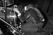 Singer and Drumkit
