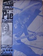 Poster Humble Pie
