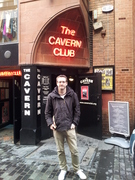 Me outside of Cavern Club