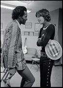 Chuck and Mick