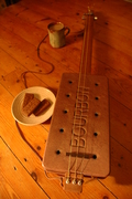 3 String Bourbon Build (biscuit, not whiskey!)