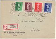 Maud-merker i 1945