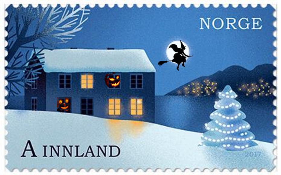 Postens nye spøkelseshus?