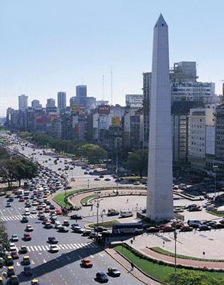 Argentina, Obelisco