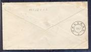 53. 2-rings ØRSVAG 4 II 90 (9 pkt) som transittstempel på brev