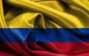 """Bandera de mi país Colombia """"Tierra Deseable"""""""