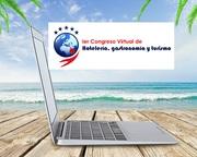 1er Congreso Virtual de Hotelería, Gastronomía y Turismo.