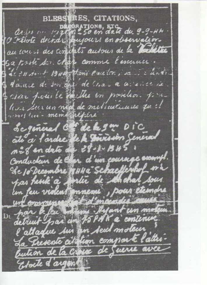 2 Citations (photocopie)