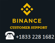 Unable to recognize verification problem with Binance