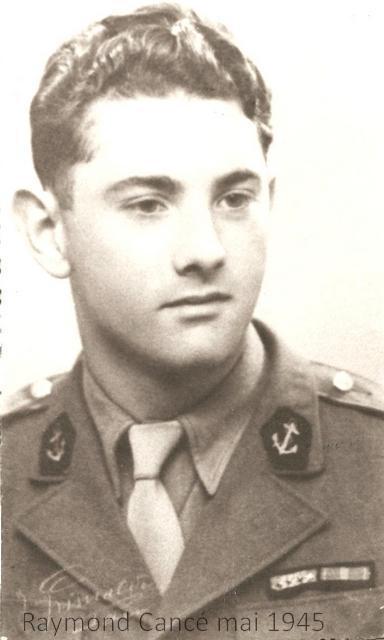 Mai 1945  1ère perme