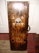 Skull Theme Tenor CBUke & matching case
