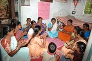 Community Action Day - 10 Sexworkers CBO - Nari Saksham, India