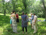 Connecting local responses in Samara, Russia (June 2011)