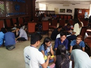 Five groups build their dream for CLC Nepal 2014