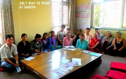 2nd SALT visit at YKAP by group II- CLC Nepal